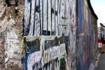 """""""East Gallery"""" Once part of the Berlin Wall"""