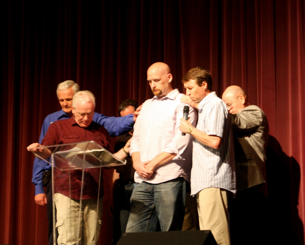My Commissioning Service