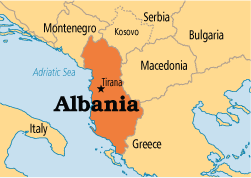 Prayer Monday – Albania
