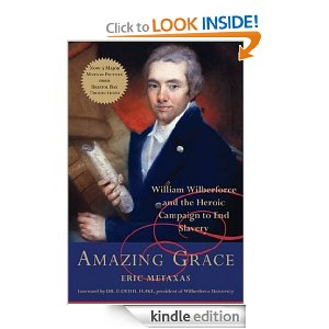 Theology books #6 – Amazing Grace by Eric Metaxas