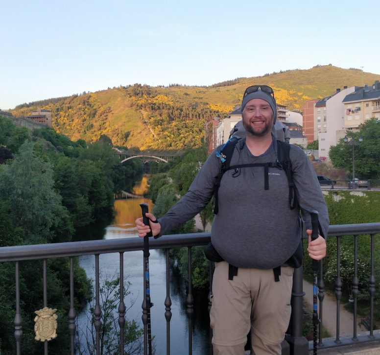 Camino de Santiago: Fat Man Walking